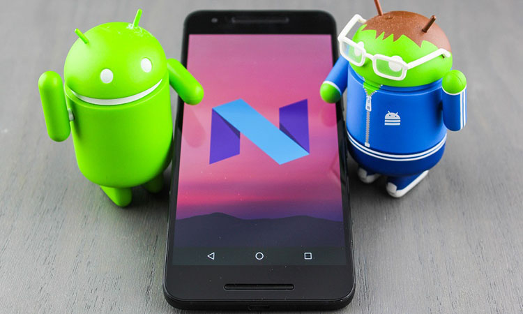 android-nougat-رایانه کمک
