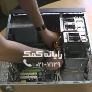 اسمبل کیس در رایانه کمک