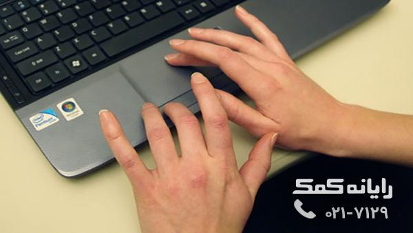 رایانه کمک-تاچ پد-تصویر عنوان