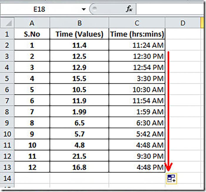 انتخاب فرمت نمایش زمان | راهنمای کامپیوتر