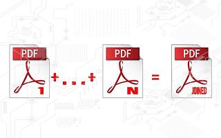 ادغام فایل های pdf اندروید | حل مشکل کامیپوتر تلفنی