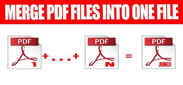 ادغام فایل های PDF به صورت آنلاین | Merge pdfدانلود