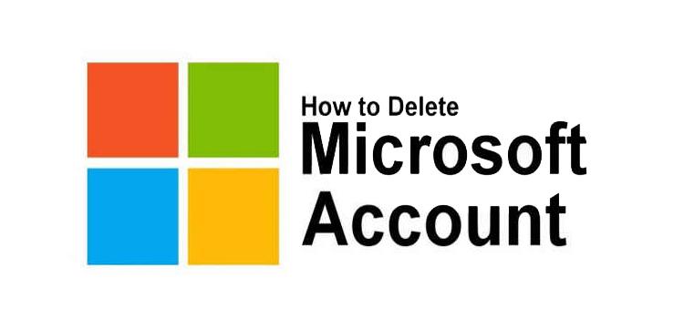 آموزش نحوه ی حذف اکانت مایکروسافت به طور کامل |پشتیبانی 24 ساعته