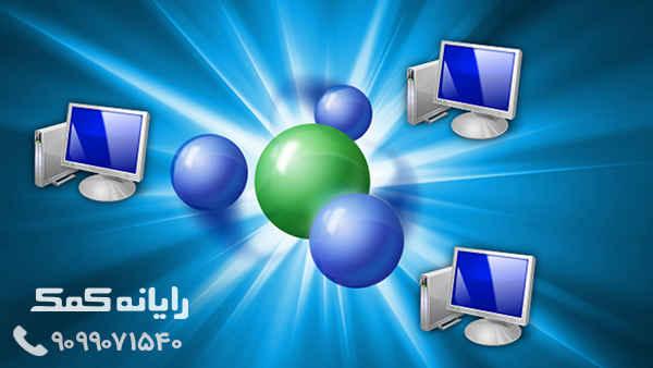 آموزش شبكه كردن كامپيوتر و لپ تاپ|رایانه کمک