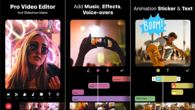 آموزش برنامه اینشات برای ساخت و ویرایش ویدیو با گوشی | تعمیر کیس