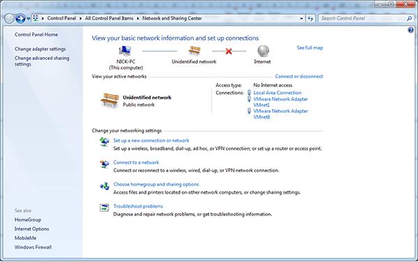 آموزش پیدا کردن مک آدرس (MAC Address) در ویندوز 10  رایانه_کمک