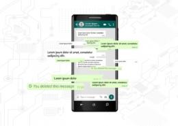حذف پیام در واتساپ | رایانه کمک تلفنی