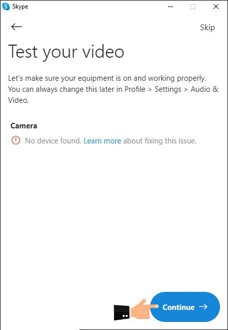 راهنمای استفاده از اسکایپ ؛ آموزش ساخت اکانت و حذف آن   تلفن پشتیان کامپیوتر