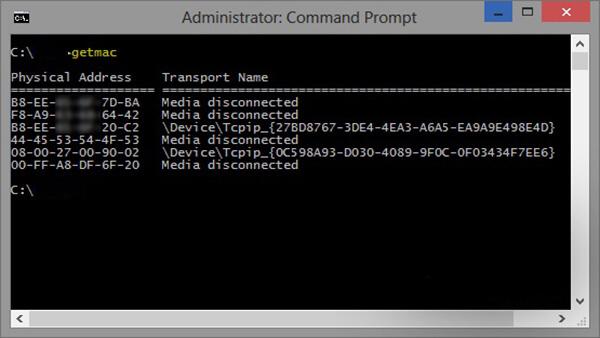 روش بدست آوردن مک آدرس در اندروید خدمات_کامپیوتررایانه_کمک