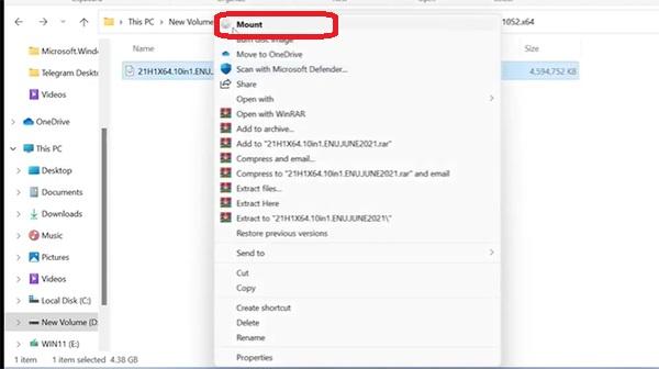 رفع مشکل نصب نشدن ویندوز 11 روی کامپیوتر و ماشین مجازی