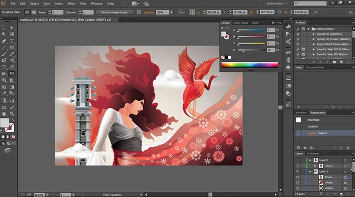 استفاده از Photoshop برای ساخت موشن گرافیک | مشکلات و ارور کامپیوتری | مشاوره و تعمیر خراب کامپیوتر
