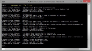 روش بدست آوردن MAC آدرس در ویندوز 10 |رایانه_کمک