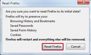 آموزش ریست کردن فایرفاکس آموزش_کامپیوتر_رایانه_کمک