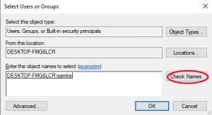 رفع مشکل you do not have permission to access | تعمیر کامپیوتر آنلاین