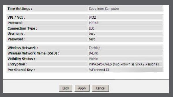 تنظیم مودم D-LINK DSL 2740U| رایانه کمک ارزان