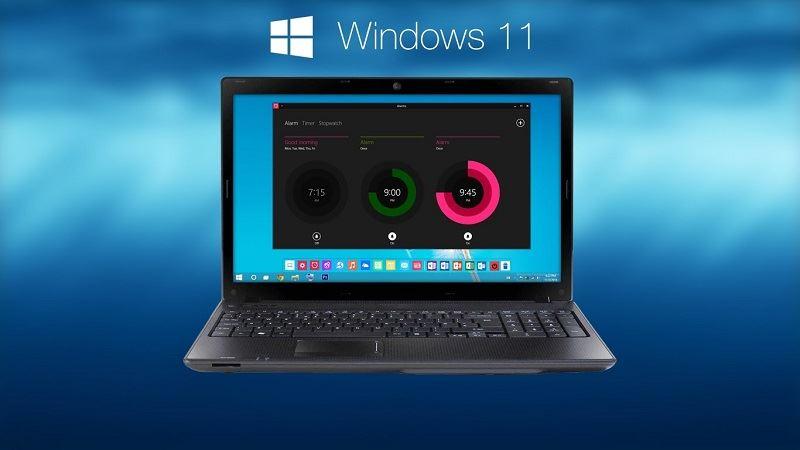 مایکروسافت و ویندوز 11  رایانه کمک