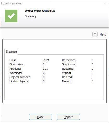 آموزش کار با آنتی ویروس Avira | شرکت خدمات کامپیوتری
