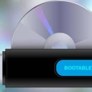Bootable کردن فلش مموری | رایانه کمک | 10 مهارت