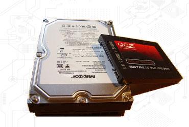 ارتقای هارد دیسک به ssd | رایانه کمک تلفنی