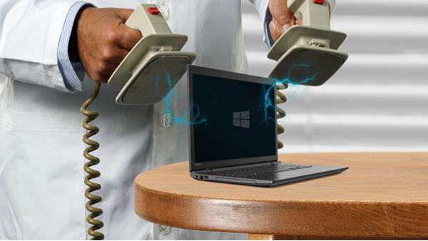 لپ تاپ روشن میشه ولی تصویر نداره | حل مشکلات گوشی