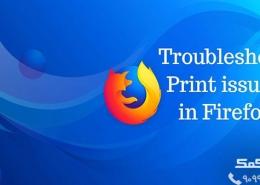 مشکل پرینت در فایر فاکس | رایانه کمک | ده مهارت