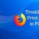 مشکل پرینت در فایر فاکس   رایانه کمک   ده مهارت
