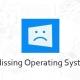 رفع ارور Missing operating system | رایانه_کمک