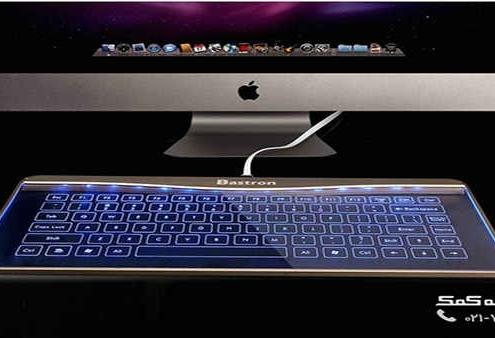 نسل جدید کیبورد های لمسی اپل - رایانه کمک