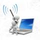 غیر فعال شدن اینترنت لب تاب   رایانه کمک تلفنی