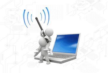 غیر فعال شدن اینترنت لب تاب | رایانه کمک تلفنی